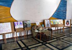 Шепетівські бібліотекарі підготували виставку про події в Афганістані