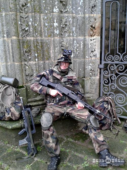 Шепетівчанин 5 років служив у Французькому легіоні