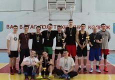 Команда «White Niggers» із Шепетівки здобула першість у чемпіонаті з баскетболу