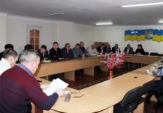 Обговорили стратегію розвитку Шепетівського госпітального округу
