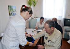 На Шепетівщині відбувся виїзний прийом лікарями ЦРЛ
