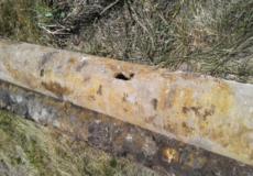 Поблизу Кам'янки викрали металеві труби Шепетівського водоканалу