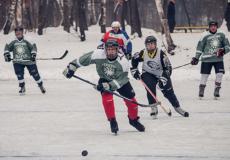 На «Масницю» змагалися у хокей
