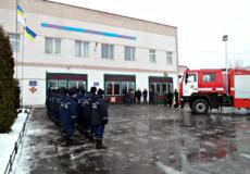 Ізяславські рятувальники отримали нову техниіку