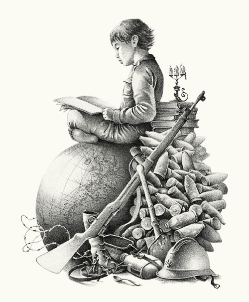 Як ілюстратор став дитячим письменником