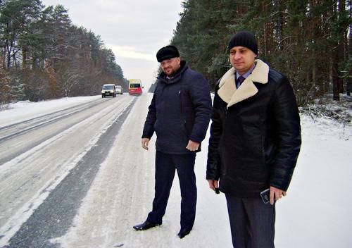 Снігова негода на Шепетівщині під контролем