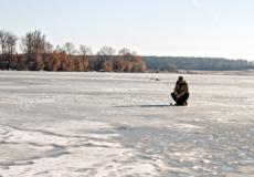 Поведінка на льоду вимагає пильності та обережності