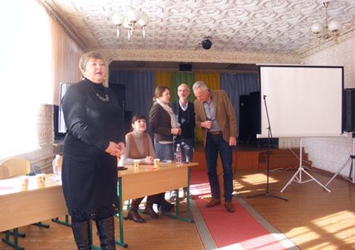 Педагоги Шепетівщини переймали досвід голландців у навчанні особливих дітей