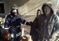 У Славуті вогнеборці врятували трьох людей
