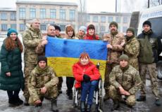 Волонтери зі Старокостянтинова побували в зоні АТО