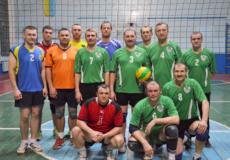 У Шепетівці в волейбол грали лісівники