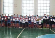 Школярі Шепетівки змагалися у турнірі з футзалу
