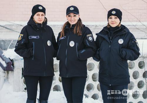 Жінок у поліції щорік більшає, Шепетівка не стала винятком