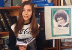 В Городищенській сільській бібліотеці декламували вірші Ліни Костенко