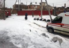 Рятувальники знову «визволяли» карету «швидкої»