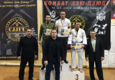 Шепетівчани здобули призові місця у чемпіонаті України з Комбат Дзю-Дзюцу