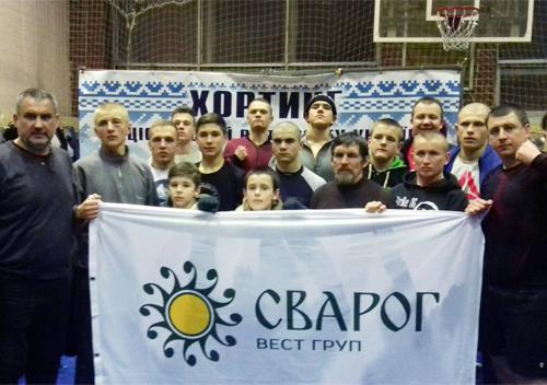 Шепетівські спортсмени серед переможців чемпіонату з хортингу