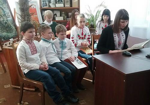 Шепетівчани передали естафету «Хмельниччина читає Шевченка»