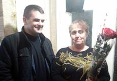 Шепетівчанка отримала відзнаку «Орден матері бійця АТО»