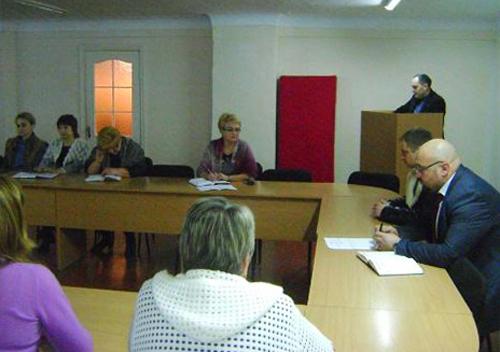 Як забезпечити робочими місцями сільське населення Шепетівського району?