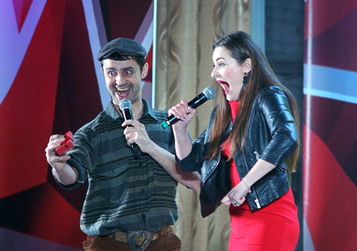 Концерт «VIP Тернопіль» відбувся у Шепетівці з аншлагом
