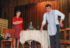 Культурники Шепетівщини веселили краян комедійною виставою