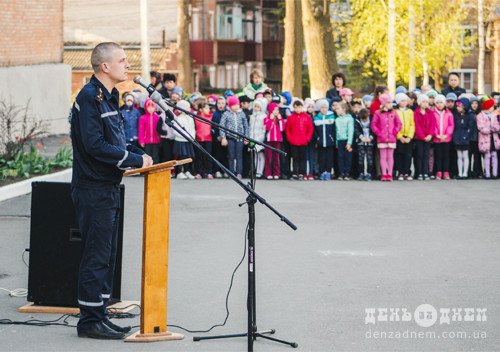 У Шепетівському військовому ліцеї пройшли заходи з цивільного захисту