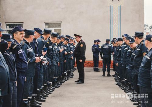 На Шепетівщині рятувальники звітували про виконану роботу