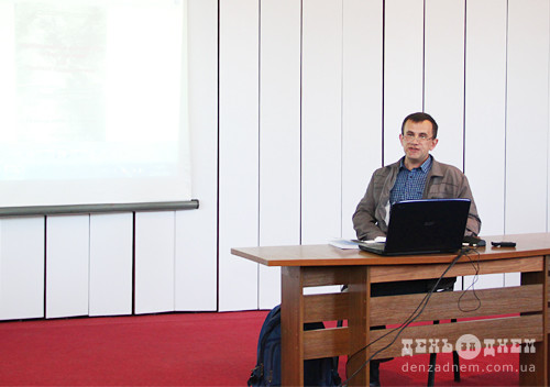У день народження Леніна в музеї Миколи Островського говорили про УПА