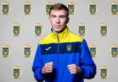 Шепетівський боксер представлятиме Україну на юнацьких Олімпійських іграх