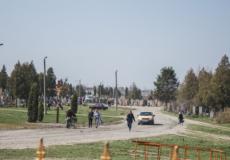 Від 22 квітня цвинтар у Шепетівці зачинено для відвідувачів