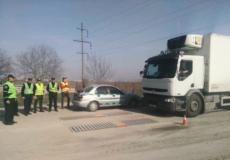 Понад 4 тисячі євро нараховано за порушення проїзду великоваговим транспортом