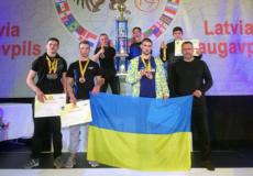 Шепетівчанин Андрій Шамрай здобув «золото» в Латвії
