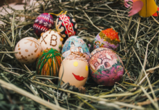У минулому столітті на Шепетівщині пекли до Великодня «мазурки» та готували «напущанки»