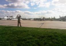 Льотчики Хмельниччини відточували навички пілотування