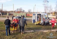У Славуті 12-річного хлопчика уразило струмом