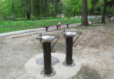 Шепетівський парк готується до спеки