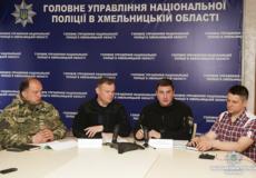 З 28 квітня поліція Хмельниччини переходить на посилений варіант несення служби