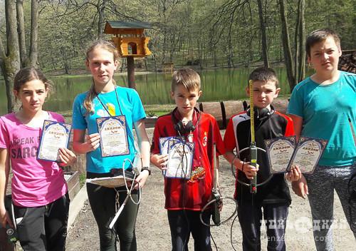 Юні шепетівчани повернулися з чемпіонату України зі спортивної радіопеленгації