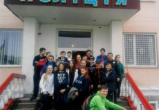 Шепетівські школярі відвідали відділ поліції