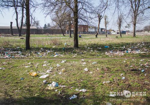 Навіщо шепетівчанам львівське сміття, коли вони й самі «свинячити» гаразді
