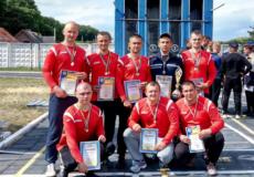 Шепетівські рятувальники серед призерів чемпіонату з пожежно-прикладного спорту