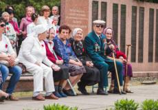 У Шепетівці вшанували ветеранів Другої світової війни