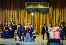 Народний аматорський театр Шепетівки здивував глядача японською виставою