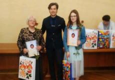 Міністр культури особисто нагородив 15-річну шепетівчанку