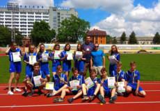 Шепетівська команда здобула золото обласних «Стартів надій»