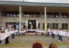На Шепетівщині під час свята вишиванки вшанували учасників АТО