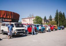У Шепетівці власники «народних автомобілів» з'їхалися на каву