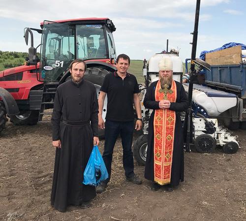 ТОВ «Агрофірма «Подільський Аграрій» завершила свою посівну кампанію