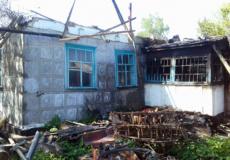 У Вербівцях згорів житловий будинок